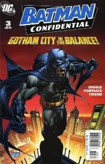 Batman Confidential #3 Cover